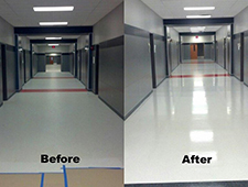 Awesome Shine Floor Care: Floor Stripping and Waxing, Floor Cleaning and Floor Maintenance in Lubbock. Call today - (806) 792-2555